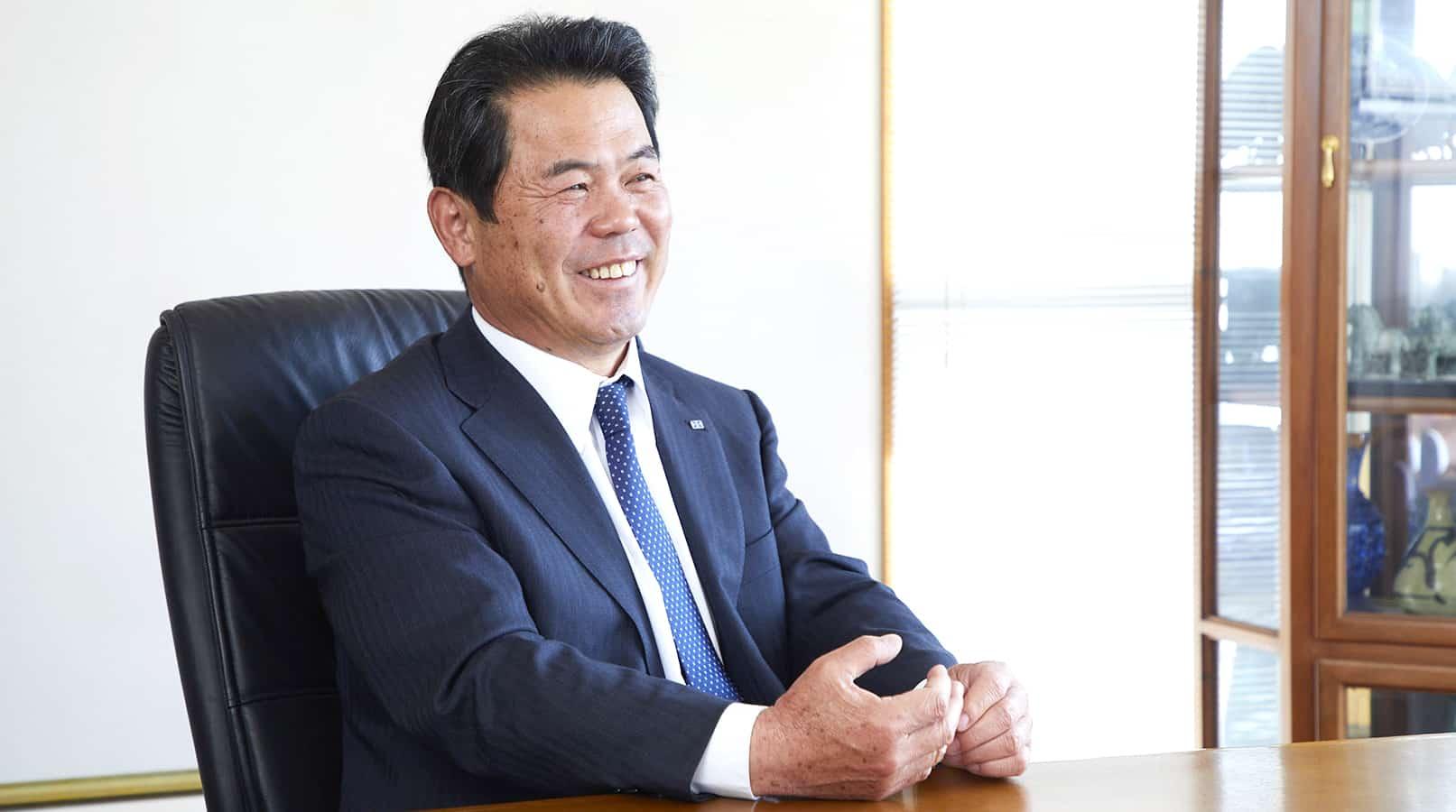 代表取締役 原田 一行